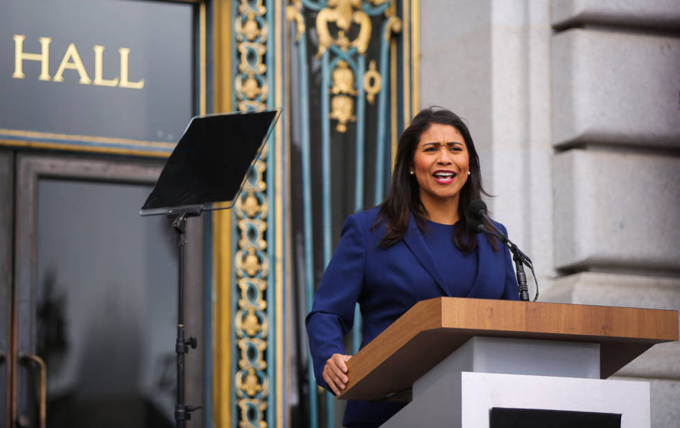 100 Days Into Job, S.F. Mayor Breed Reflects on Housing, Homelessness Efforts (photo: KQED)