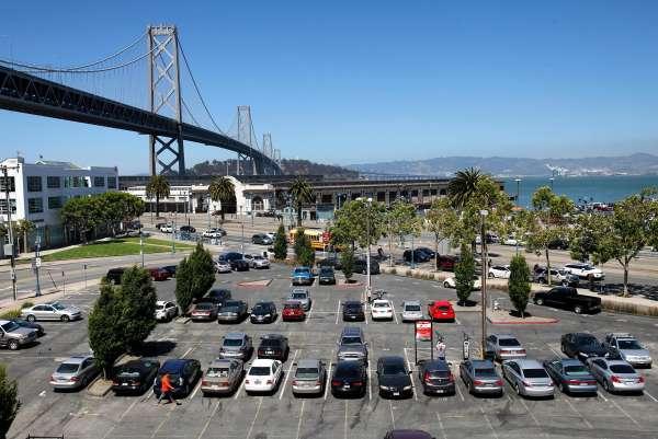 Seawall Lot 330 June 13, 2014 in San Francisco, Calif.