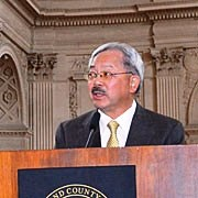 Mayor Lee on the Passing of Former Police Commissioner and LGBT Rights Poineer Wayne Friday