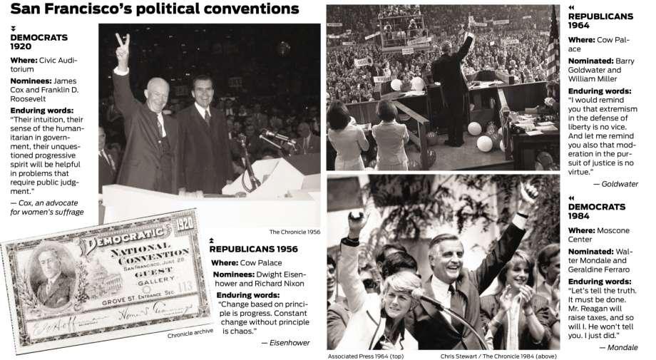 Democratic Convention MEF