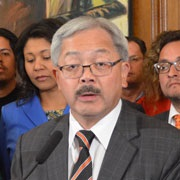 Mayor Lee's Statement on City Observance of National Unity