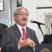 Mayor Lee's Statement on San Francisco's Lawsuit Against President Trump