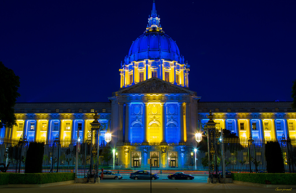 Mayor Mark Farrell Encourages Warriors Fans To Wear Team Colors For Blue And Gold Day On Friday April 13 Office Of The Mayor