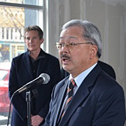 Mayor Lee's Statement on Attack of Transgender Woman & Commemorating Transgender Day of Remembrance
