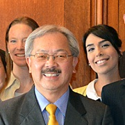 Mayor Lee Announces $8.2 Million Federal Grant for Fire Department Hiring