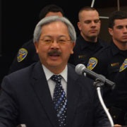 Mayor Lee and Supervisor Cohen Unveil Public Safety Initiative to Address Violence in Southeast Sector