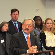 Mayor Lee Announces Accelerator That Will Help Minority Entrepreneurs Break Into Tech Sector