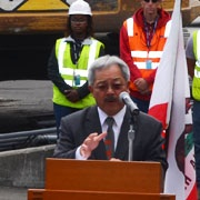 "Mayor Lee's Statement Clarifying ""Stop & Frisk Policy"" and San Francisco"