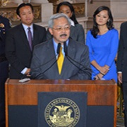 Mayor Lee Signs San Francisco's Balanced Budget for Fiscal Year 2012-13 & 2013-14