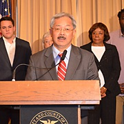 Mayor Lee's Statement on San Francisco Giants Clinching National League West Title