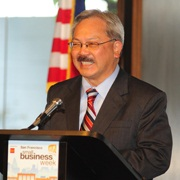 Mayor Lee Announces Salesforce.Com Signs Largest San Francisco Lease of 2012