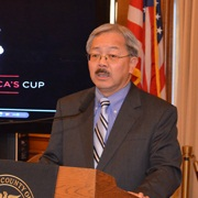 "Mayor Lee Launches ""Peace at Home"" Campaign to End Domestic Violence"