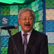 Mayor Lee Launches Shop & Dine in The 49 Holiday Challenge to Support Local Businesses