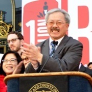 Mayor Lee Announces Record Level of Capital Investment
