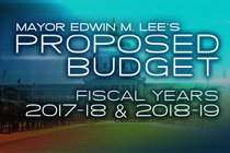 Mayor Lee's Proposed Budget