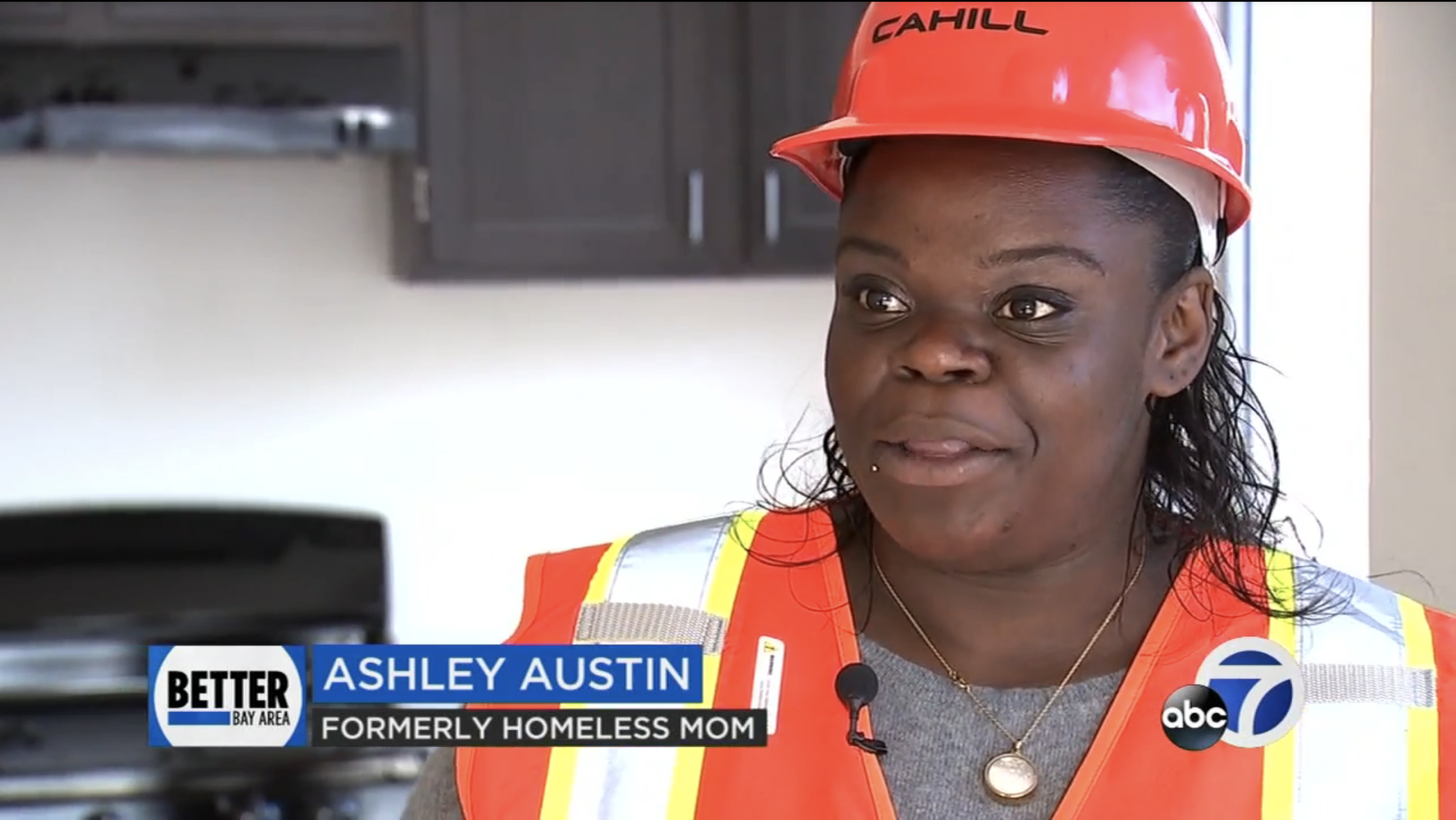A brand new property in San Francisco is giving permanent supportive housing to homeless women and children.