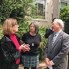 Mayor Lee Celebrates 100 Apartments Protected Under City's Small Sites Lending Program