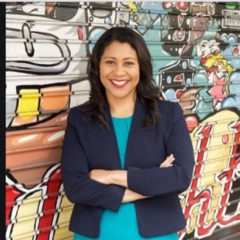 Mayor London Breed Profile Image of Medium