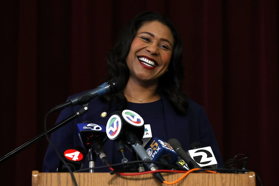 London Breed news release