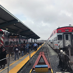 Mayor Lee on Federal Funding Approval for Caltrain Electrification