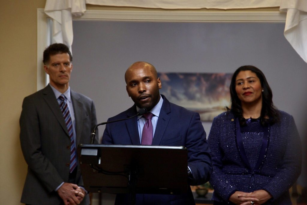 Dr.Anton Nigusse Bland was appointed as San Francisco's first director of mental health reform