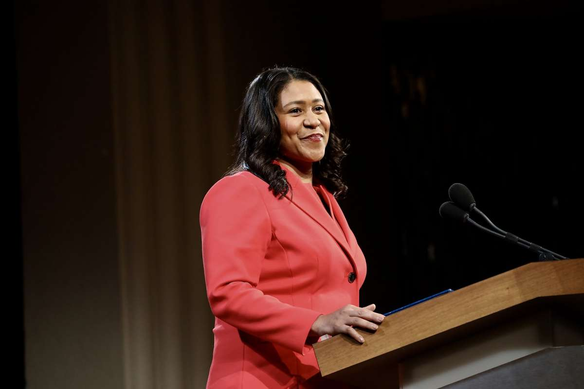 Mayor London Breed delivers her State of the City address