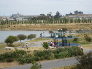 Shoreline Park in San Francisco (courtesy of SF Rec and Park)
