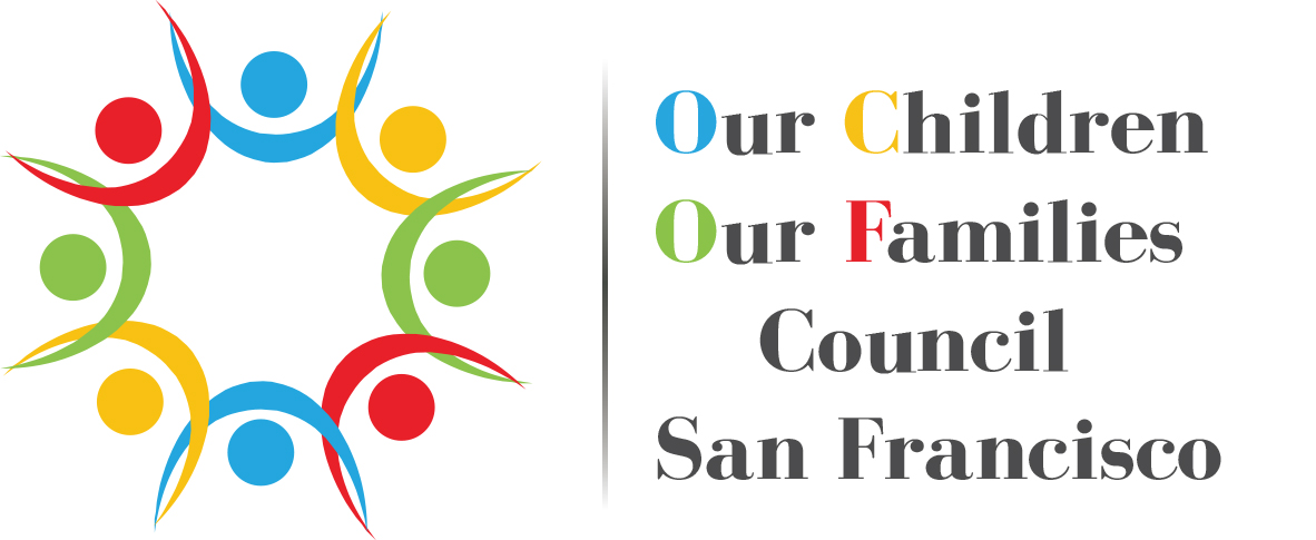 Our Children Our Families Council (OCOF) logo