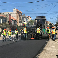 Mayor Lee Announces Two-Year Investment Plan for Street Repaving Projects