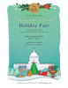 Holiday Fair Flyer