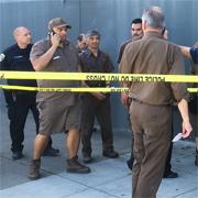 UPS Shooting